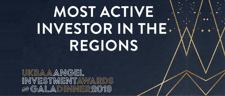 Equity Gap win at UKBAA 2019 Angel Investment Awards