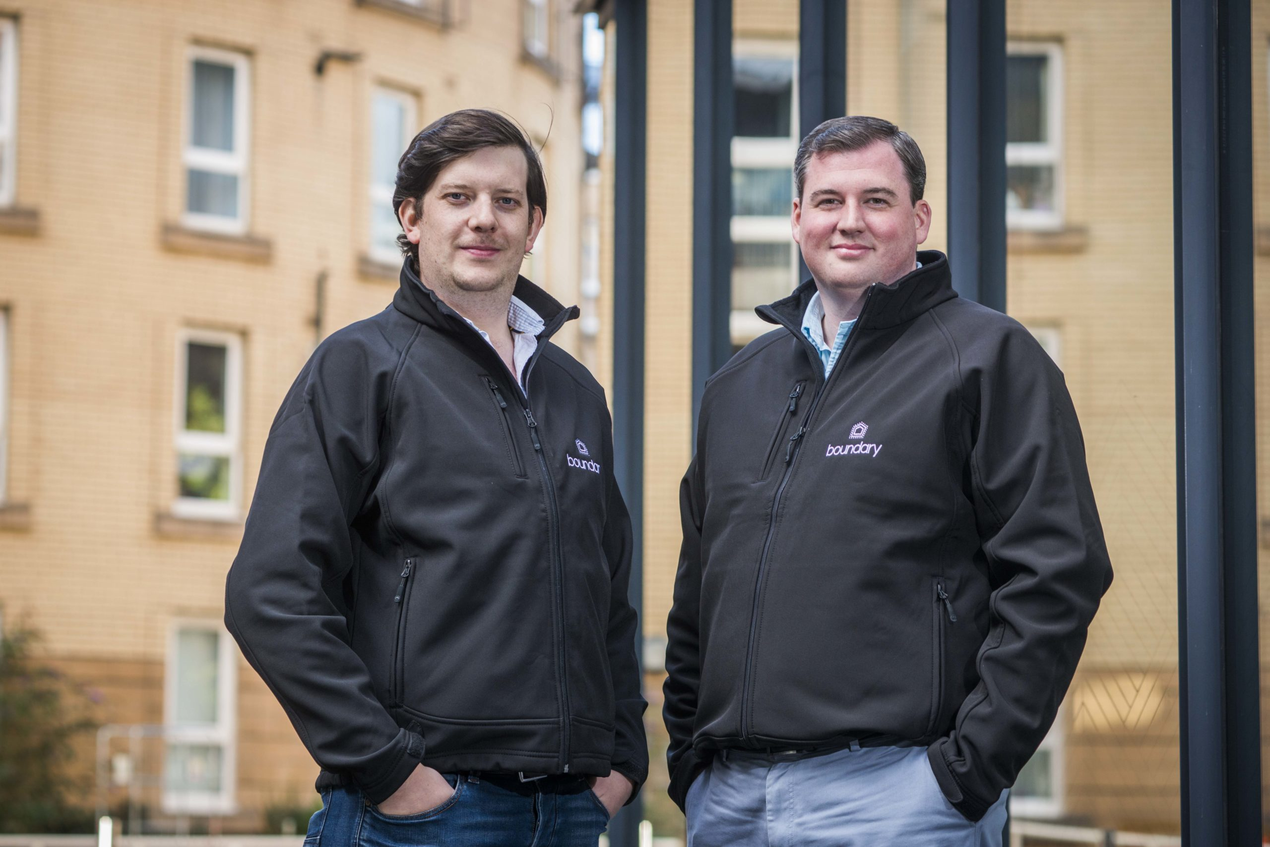 Boundary co-founders, Paul Walton and Robin Knox